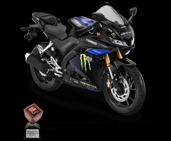 Yamaha YZF R15 cash & credit
