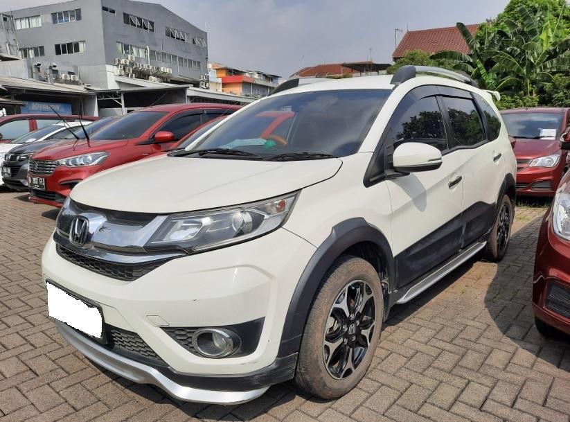 Honda BR-V cash & credit