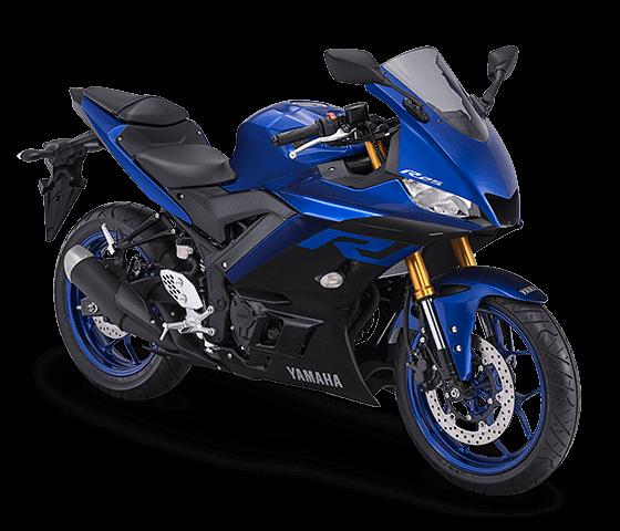 Yamaha YZF R25 cash & credit