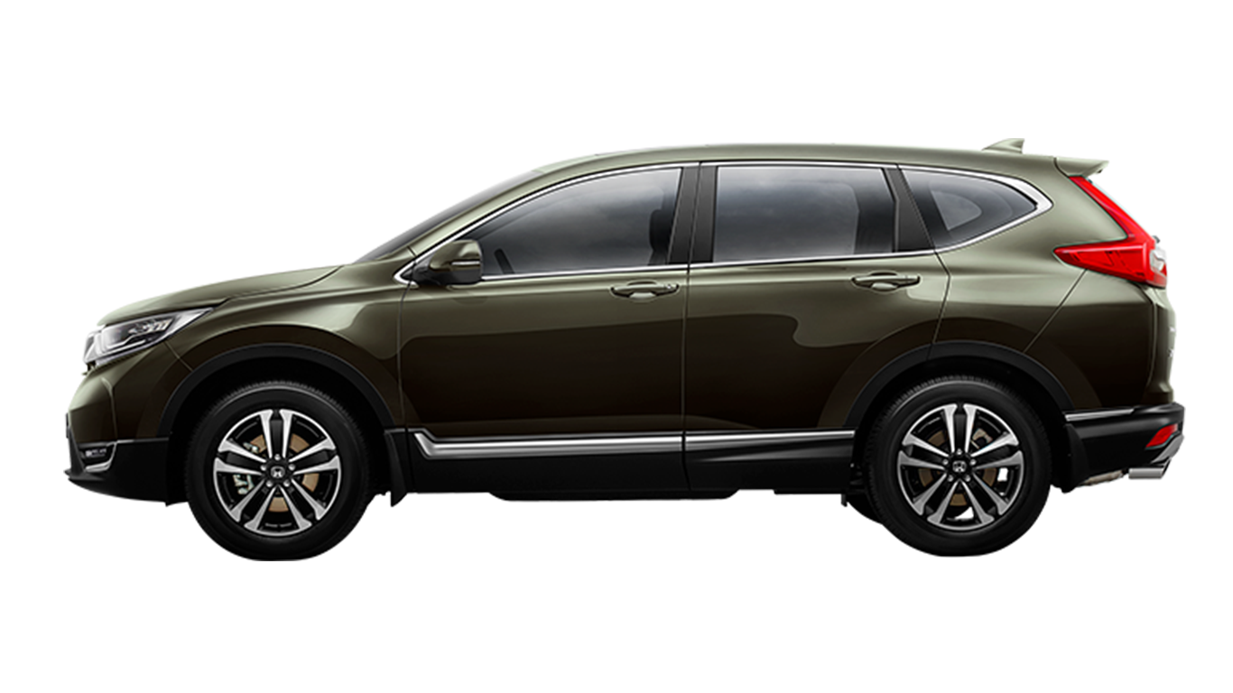 Honda All New CR-V cash & credit