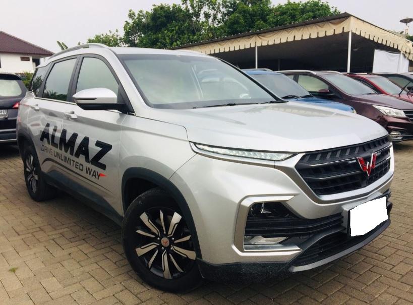 Wuling Almaz cash & credit