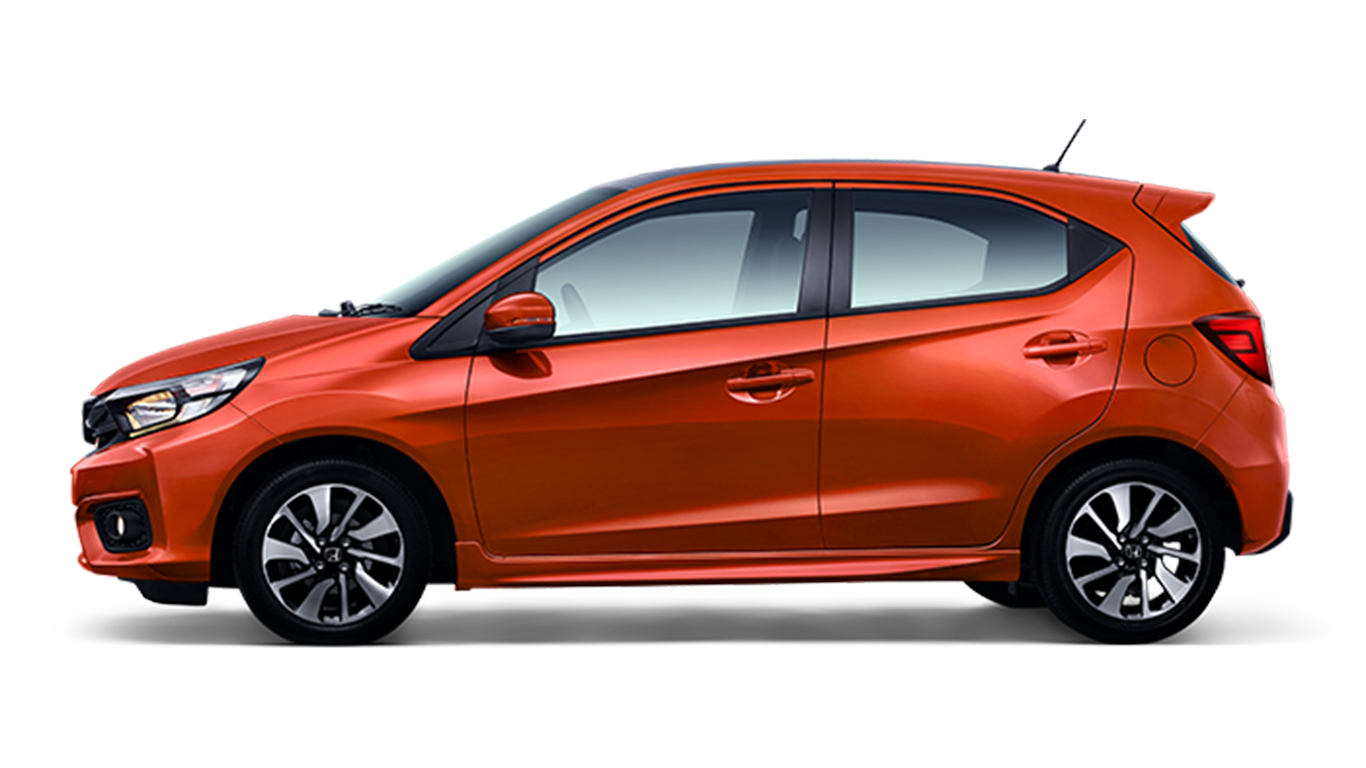 Honda All New  Brio cash & credit
