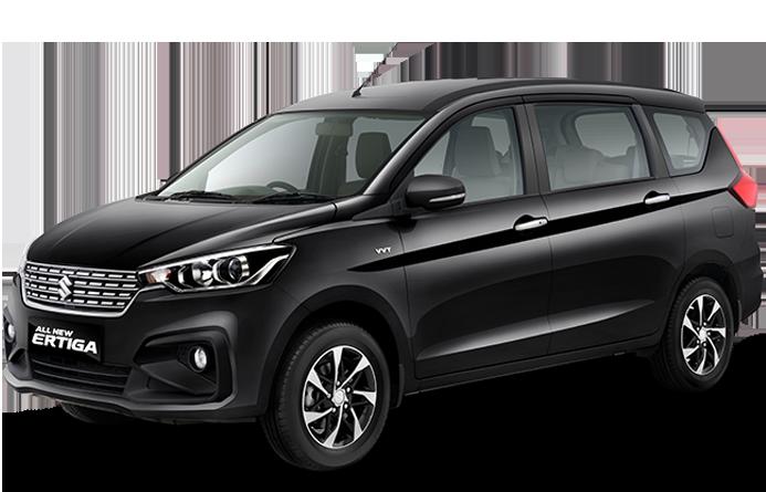 Suzuki Ertiga cash & credit